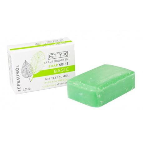 Kūno muilas su arbatmedžių aliejumi STYX Body Soap Tea Tree 100g