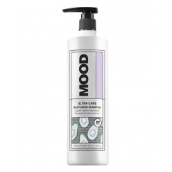 Atkuriamasis šampūnas dažytiems plaukams su avokadų kompleksu Mood Ultra Care Restore 1000ml