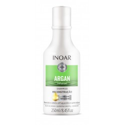 Rekonstruojantis šampūnas INOAR Argan Infusion Reconstruction Shampoo 250 ml