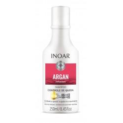Šampūnas stabdantis plaukų slinkimą INOAR Argan Infusion Loss Control Shampoo 250 ml