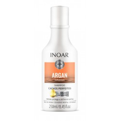 Šampūnas tobuloms garbanoms INOAR Argan Infusion Perfect Curls Shampoo 250 ml