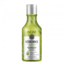 Plaukus stiprinantis kondicionierius INOAR Resistance Fibra de Bambu Conditioner 250 ml