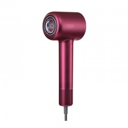 Plaukų džiovintuvas su išmaniąja vandens jonų termostatine technologija Osom Professional Red
