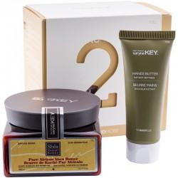 Plaukų ir kūno priežiūros rinkinys Saryna Key Repair Set
