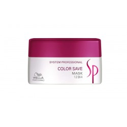 Plaukų spalvą išsauganti kaukė Wella SP Color Save Mask 200ml