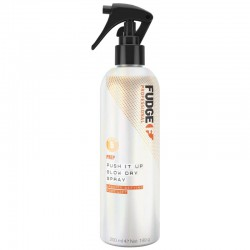 Apimties suteikiantis purškiklis Fudge Professional Push-It-Up Blow Dry Spray 200ml