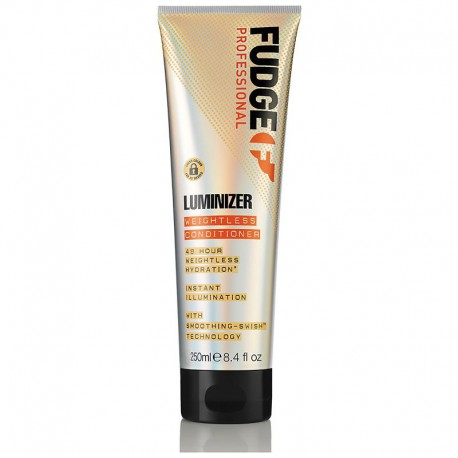 Lengvas žvilgesio kondicionierius Fudge Professional Luminizer Weightless Conditioner 250ml