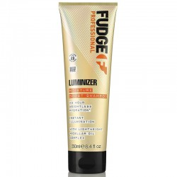 Drėkinantis žvilgesio šampūnas Fudge Professional Luminizer Moisture Boost Shampoo 250ml