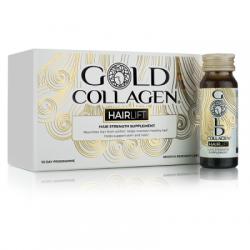 Geriamasis kolagenas plaukams GOLD COLLAGEN HAIRLIFT 10x30ml