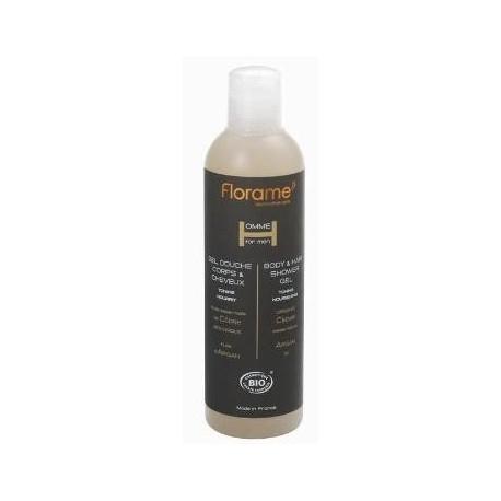 Plaukų ir kūno šampūnas vyrams  250 ml.