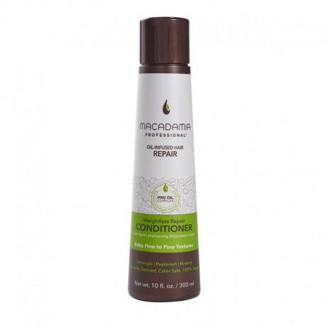 Neapsunkinantis plaukų drėkinamasis kondicionierius Macadamia