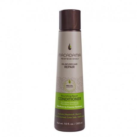 Maitinamasis, drėkinamasis kondicionierius sausiems plaukams Macadamia