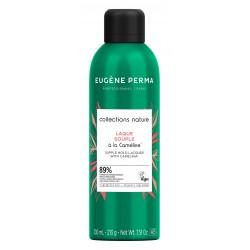 Vidutinės fiksacijos plaukų lakas Eugene Perma Collections Nature Laque Forte 300ml