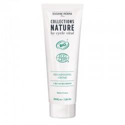 Drėkinantis, kreminis šampūnas visų tipų plaukams Eugene Perma Collections Nature Cream Shampoo 200g