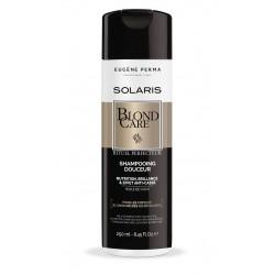 Šampūnas šviesiems ir balintiems plaukams Eugene Perma Solaris Blond Care 250ml