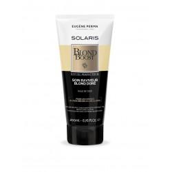 Tonuojantis kondicionierius šiltoms blondinėms Eugene Perma Solaris Blond Boost Dore 200ml