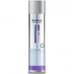 Sidabrinį atspalvį suteikiantis šampūnas Kadus Professional Toneplex Pearl Blonde Shampoo 250ml