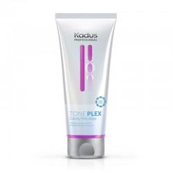 Rožinę spalvą paryškinanti plaukų kaukė Kadus Professional Toneplex Candy Pink Mask 200ml