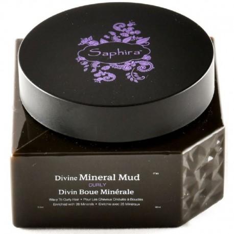Divine mineralinė kaukė garbanotiems plaukams 250ml