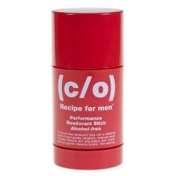 Pieštukinis dezodorantas C/O Recipe for men 75ml