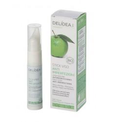 Gydomasis koncentruotas pieštukas spuogams gydyti Delidea Apple & Bamboo Anti-Imperfections Face Stick 10ml