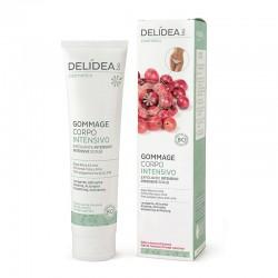 Intensyvus ekologiškas anticeliulitinis kūno šveitiklis Delidea BIO Intensive Scrub Pink Peppercorns and Lime 150ml