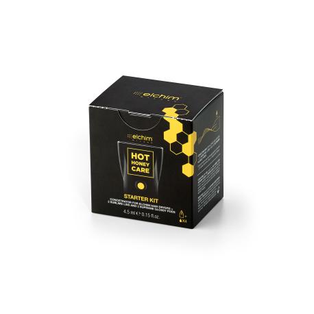 Rinkinys su difuzoriumi Elchim Hot honey Care Starter Kit