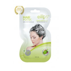 Plaukų apimtį suteikianti kaukė Ellips Volume Miracle Hair Mask 20g
