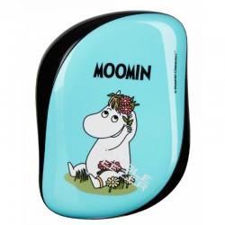 Plaukų šepetys Tangle Teezer Compact Styler Moomin Blue