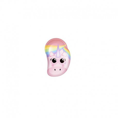 Vaikiškas šepetys plaukams Tangle Teezer The Original Mini Rainbow Unicorn