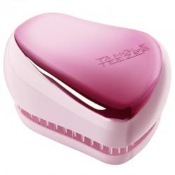 Plaukų šepetys Tangle Teezer Compact Styler Baby Doll Pink