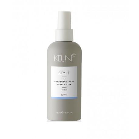 Neaerozolinis stiprios fiksacijos plaukų lakas KEUNE STYLE Liquid Hairspray 200ml