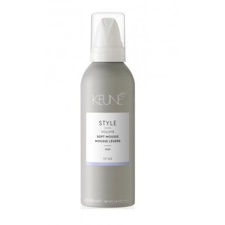Švelniai plaukų apimtį didinančios putos KEUNE STYLE Soft Mousse 200ml