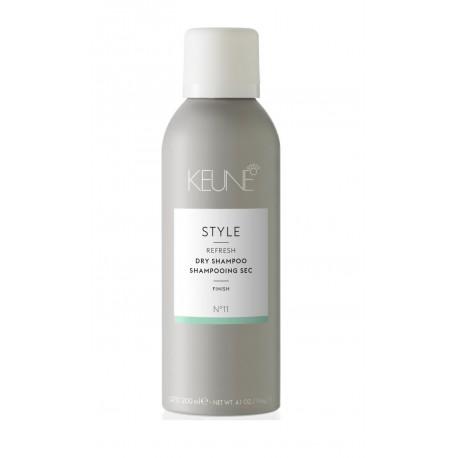 Sausas plaukų šampūnas KEUNE STYLE Dry Shampoo 200ml