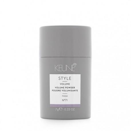 Plaukų apimtį didinanti pudra KEUNE STYLE Volume Powder 7g