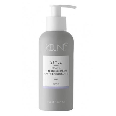Kremas plaukų apimčiai didinti KEUNE STYLE Thickening Cream 200ml