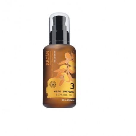 Argano aliejus plaukams ir jų galiukams Elgon Argan Supreme Oil 100ml