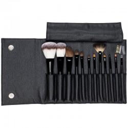 Kosmetinių teptukų rinkinys vizažistams OSOM Professional Makeup Brush Set