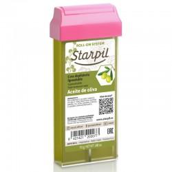 Vaškas kasetėje Starpil Roll-On Olive su alyvuogių aliejumi 110g