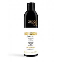 Nenuplaunamas plaukų kremas Belma Kosmetik RECOVERY Argan Oil 200ml