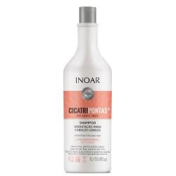 Šampūnas ilgiems plaukams INOAR CicatriPontas Shampoo  1000ml