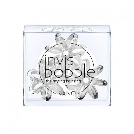 Plaukų gumytės Invisibobble Nano Crystal Clear