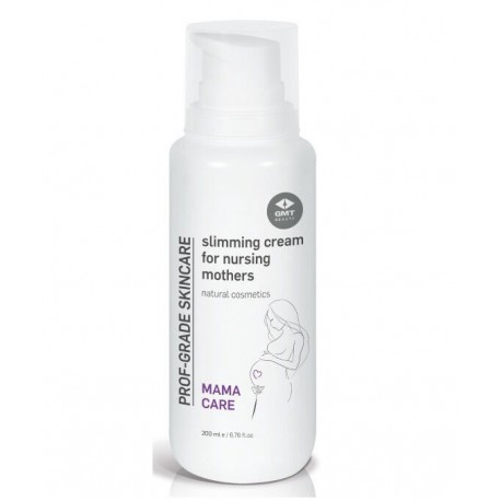 Liekninantis kremas po gimdymo GMT BEAUTY EXPECTING Slimming Cream for Nursing Mothers 200ml