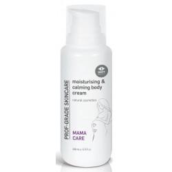Drėkinantis ir raminantis kūno kremas GMT Beauty Mama Care Moisturising Body Cream 200ml