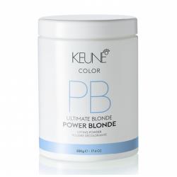 Šviesinimo milteliai Keune Ultimate Power blonde 500ml