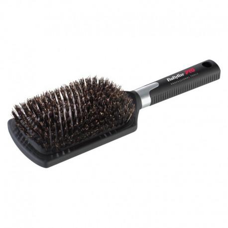 Profesionalus natūralių šerių šepetys plaukams BaByliss Pro