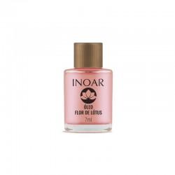 Regeneruojantis aliejus plaukų galiukams INOAR Resistance Flor de Lotus Oil 7ml