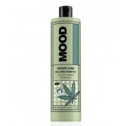 Plaukus atpalaiduojantis šampūnas Mood Veggie Care Relaxing Shampoo 500ml