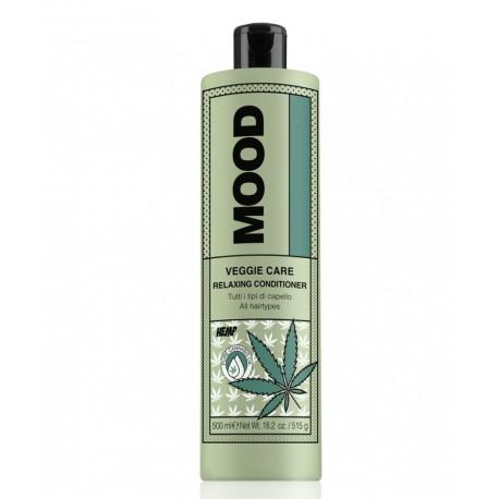 Plaukus atpalaiduojantis kondicionierius Mood Veggie Care Relaxing Conditioner 500ml
