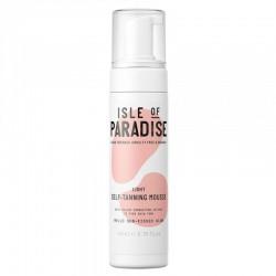 Savaiminio įdegio putos Isle Of Paradise Light Self Tanning Mousse 200ml